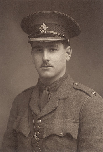 Second Lieutenant John Kipling, Irish Guards