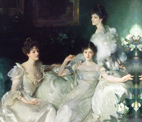 The Three Graces, John Singer Sargent